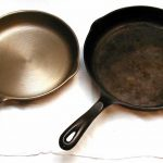 Cleaning Cast Iron – Kent Rollins
