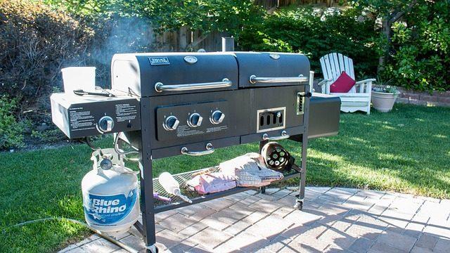 summertime grilling