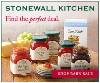 Stonewall Kitchen Specialty Foods